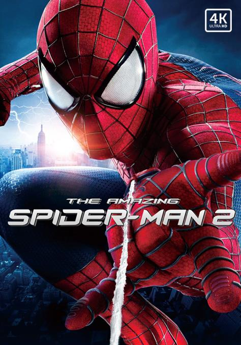 The Amazing Spider Man 2 Starz Play