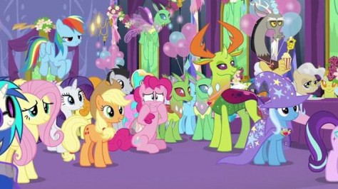 My Little Pony Friendship Is Magic Starz Play