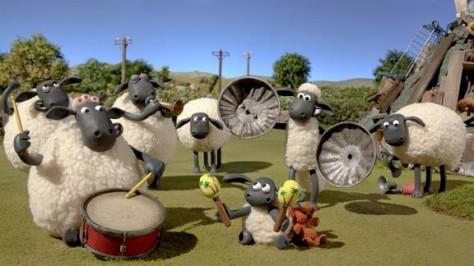 Shaun The Sheep Mossy Bottom Farm Shorts Starz Play