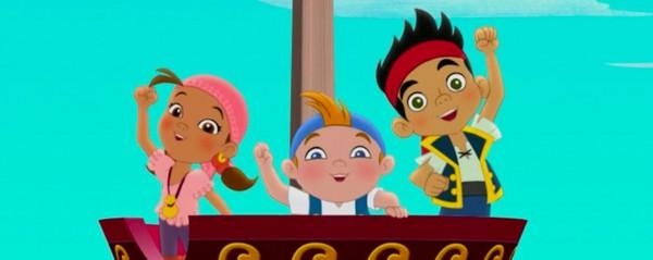 Jake et les pirates du pays imaginaire starz play - Jake et les pirates ...